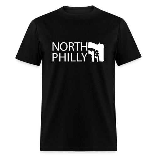 North Philly Shirt  - Men's T-Shirt
