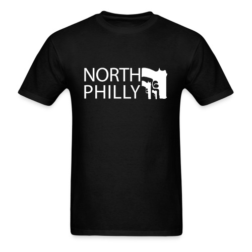 North Philly Shirt  - Men's T-Shirt