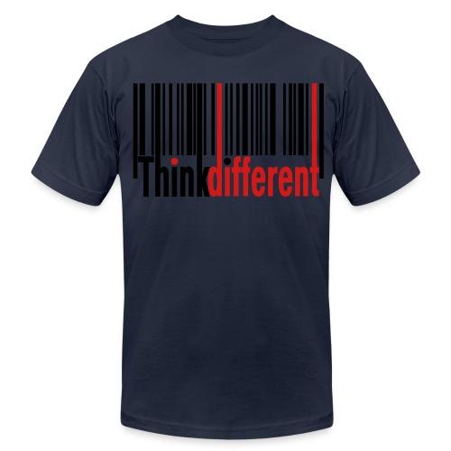Think Different T-Shirt - Men's Fine Jersey T-Shirt