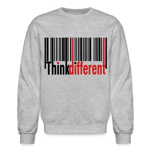 Think Different Long Sleeve Shirt - Crewneck Sweatshirt