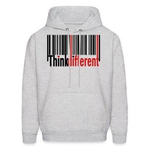 Think Different Hoodies - Men's Hoodie