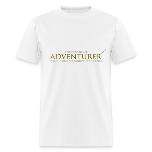 Adventurer - Men's T-Shirt