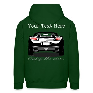 Saturn Sky Hoodie Enjoy the View Series - Men's Hoodie