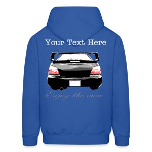 Subaru WRX STi Hoodie Enjoy the View Series - Men's Hoodie