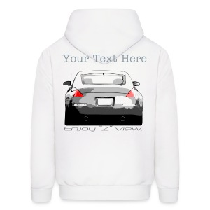 Nissan 350Z Hoodie Enjoy the View Series - Men's Hoodie