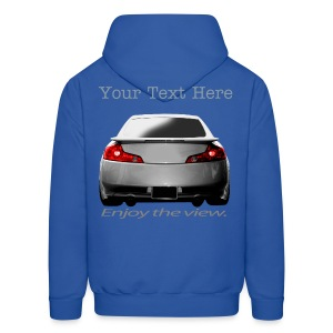 Infiniti G35 Hoodie Enjoy the View Series - Men's Hoodie