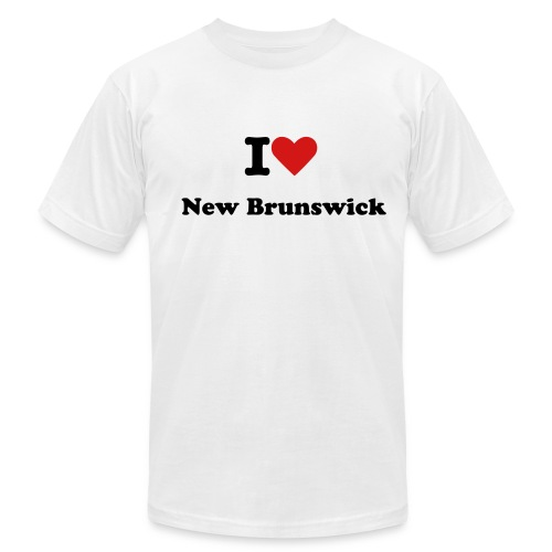New Brunswick - Men's  Jersey T-Shirt