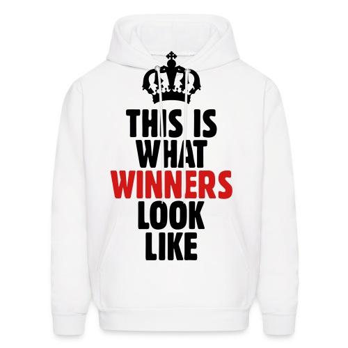 Winner  - Men's Hoodie