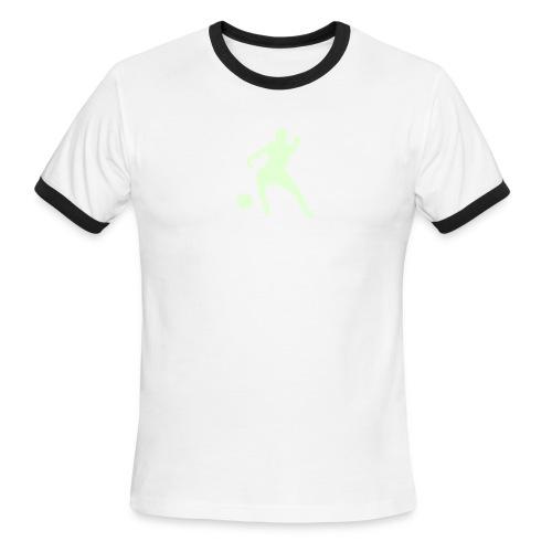 Beautiful Game - Men's Ringer T-Shirt