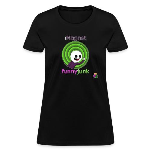 iMagnet - Women's T-Shirt