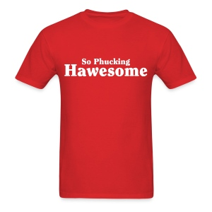 So Phucking Hawsome Shirt - Spencer hirt - Men's T-Shirt
