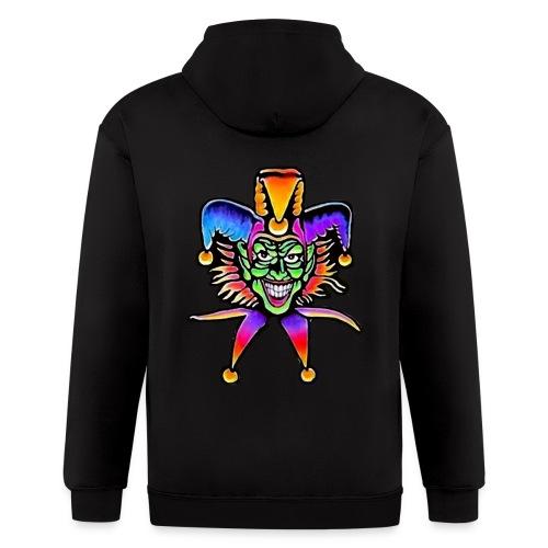 jokers wild - Men's Zip Hoodie