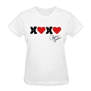 XOXO - Women's T-Shirt
