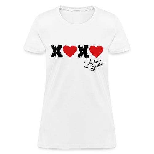XOXO - Women's T-Shirt