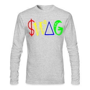 SWAG Long Sleeve Shirt - Men's Long Sleeve T-Shirt by Next Level