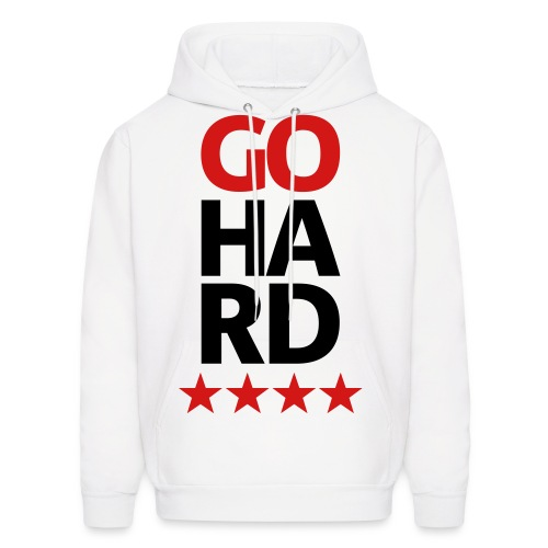 Go Hard, Or Go Home - Men's Hoodie