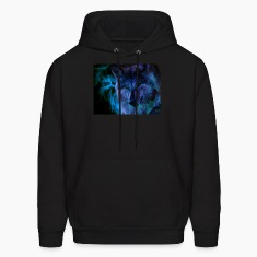 cool wolf Hoodies