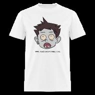 T-Shirts ~ Men's T-Shirt ~ Lil Pete Big Head