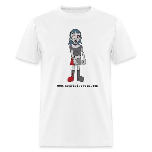 Frankie Full Body - Men's T-Shirt