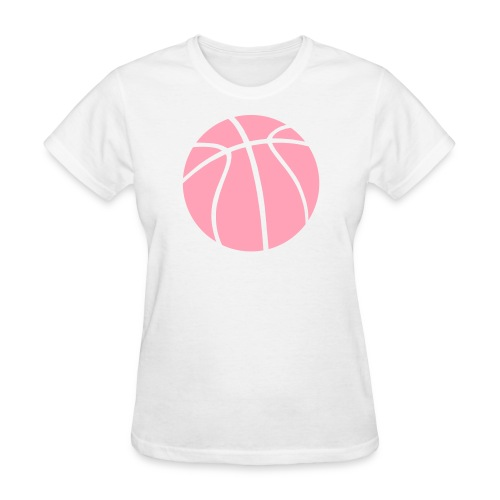 Basketball Women's T-Shirt - Women's T-Shirt