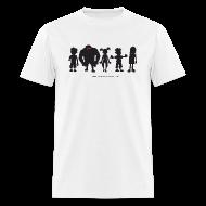T-Shirts ~ Men's T-Shirt ~ silhouette