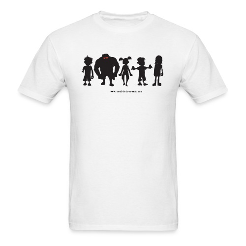 silhouette - Men's T-Shirt