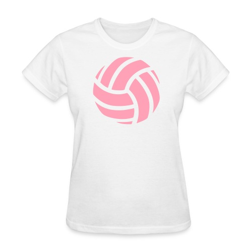 Volleyball Women's T-Shirt - Women's T-Shirt