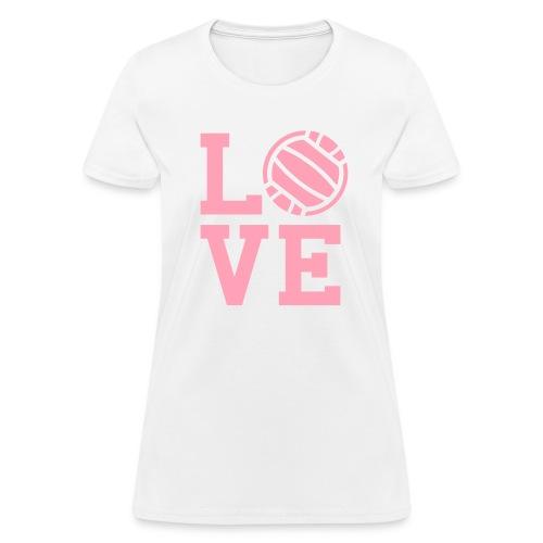 Volleyball Women's T-Shirt - Women's T-Shirt