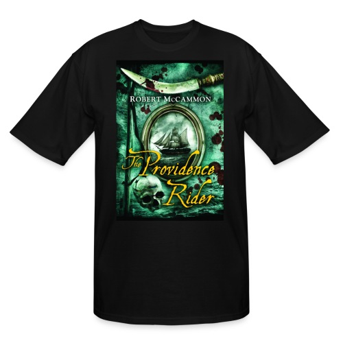 The Providence Rider - Men's Tall T-Shirt