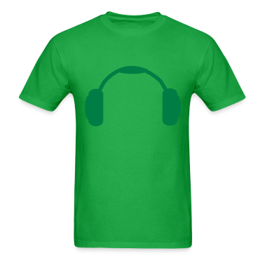 Dj earphones vector design t shirt spreadshirt Dj t shirt design