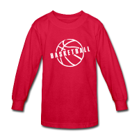 Kids' Long Sleeve T-Shirt with design