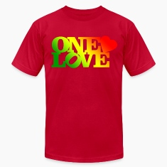 One Love Rasta T-Shirts
