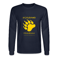 Long Sleeve Shirts ~ Men's Long Sleeve T-Shirt ~ CalGang GameBreaker