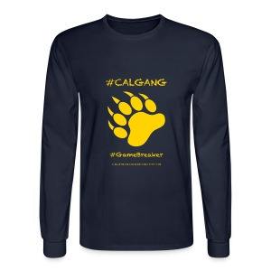 CalGang GameBreaker - Men's Long Sleeve T-Shirt