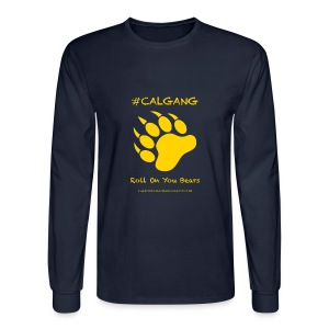 CalGang Roll On You Bears - Men's Long Sleeve T-Shirt