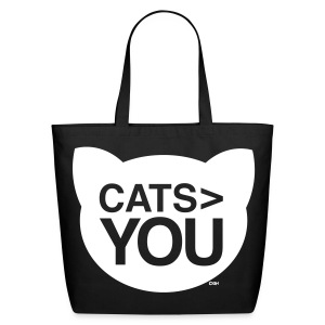 Cats > You - Eco-Friendly Cotton Tote
