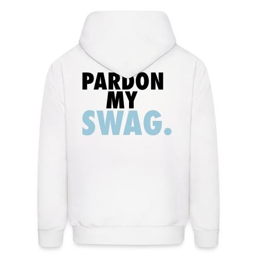 Pardon My Swag Hoodie - Men's Hoodie