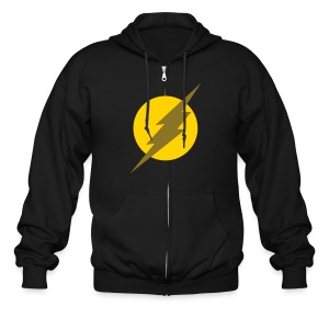 Ride the Lightning Hoodies - Men's Zip Hoodie