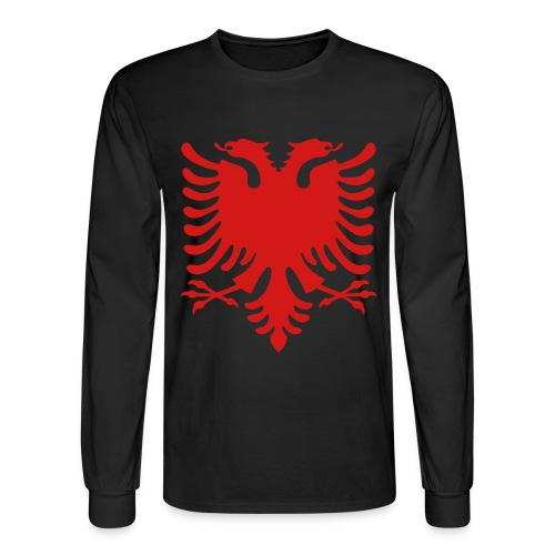 Albania Long Sleeve T-Shirt - Men's Long Sleeve T-Shirt