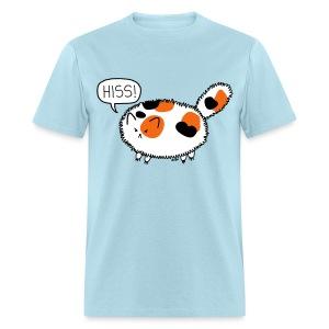 Puffy Calico - Men's T-Shirt