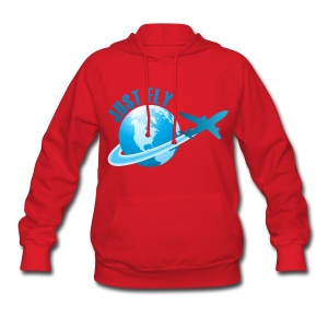 Just Fly Hoodies - Women's Hoodie