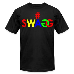 Great Swagg T-Shirt - Men's T-Shirt by American Apparel