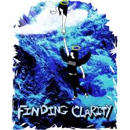 Tanks ~ Women's Longer Length Fitted Tank ~ XO Women's Tank (Black XO w/ Red Heart)