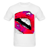 T-Shirts ~ Men's T-Shirt ~ Lips