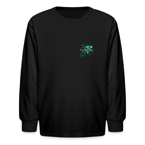 Dragon - Boy's - Kids' Long Sleeve T-Shirt