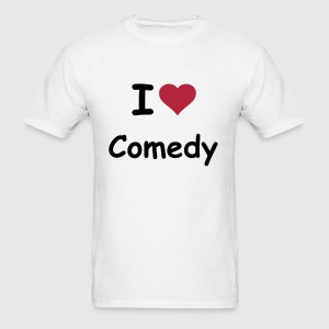I Love Comedy UCSMP - Men's T-Shirt