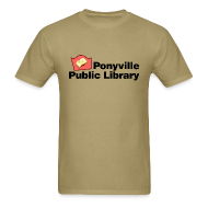 T-Shirts ~ Men's T-Shirt ~ Library (#1)