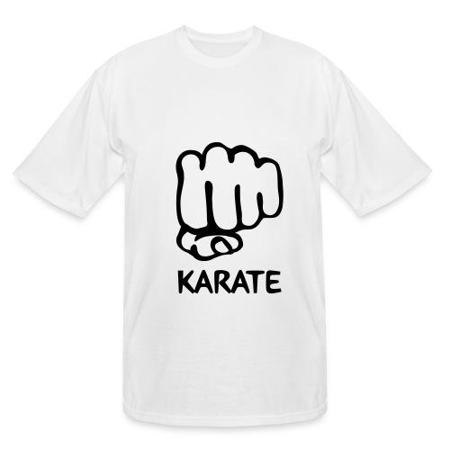 karate Tee - Men's Tall T-Shirt