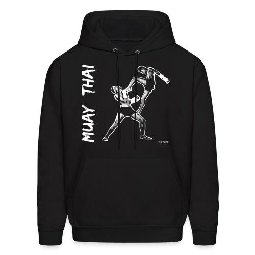 Muay Thai hoo - Men's Hoodie