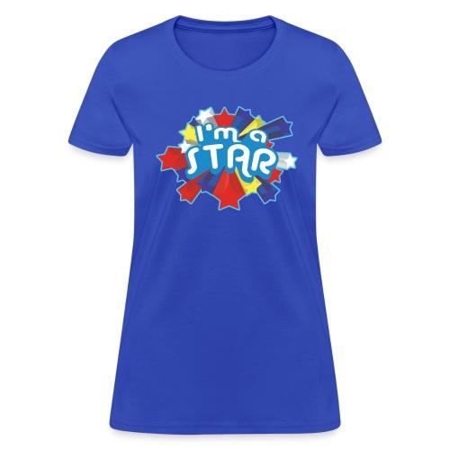 I'm a Star Women's T-shirt - Women's T-Shirt